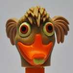 Chicken little pez dispensers chicken little fish out for Fish from chicken little